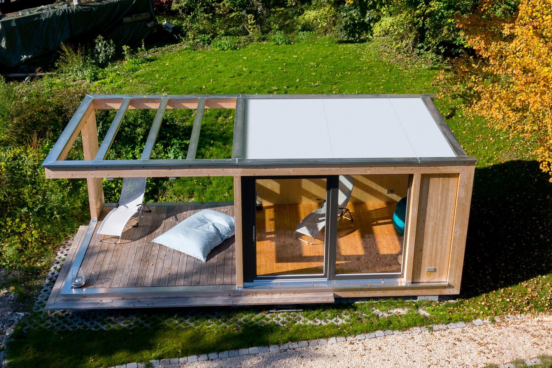 design gartenhaus auf bayerischem seegrundst ck werner ettwein gmbh. Black Bedroom Furniture Sets. Home Design Ideas